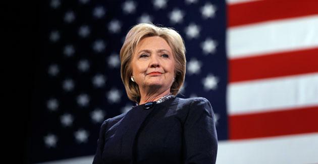 Hillary Clinton đã làm nên lịch sử 1