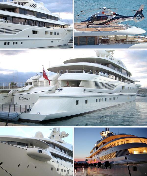 Ông chủ CLB Arsenal chi 600 triệu USD sở hữu siêu du thuyền lớn nhất thế giới 4