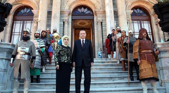 Thú ăn chơi 'giản dị' của vợ chồng tổng thống Thổ Nhĩ Kỳ 1