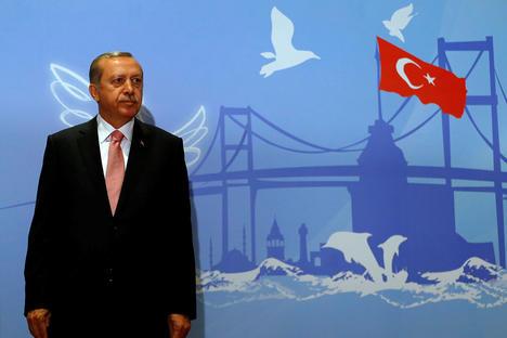 Tổng thống Thổ xác nhận tới Nga để làm hòa vào tháng 8 1