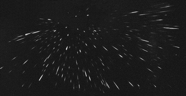 Mưa sao băng xuất hiện ở Việt Nam vào rạng sáng ngày 28-29/7 1