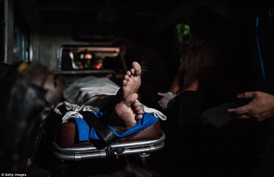 300 tội phạm ma túy bị bắn chết sau lệnh của tổng thống Philippines 4