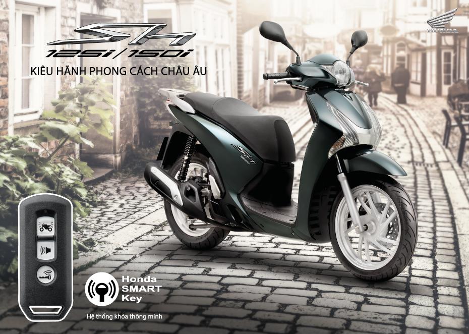 Tổng hợp 10 mẫu xe ga 125cc được ưa thích tại Việt Nam 5