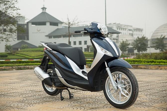 Tổng hợp 10 mẫu xe ga 125cc được ưa thích tại Việt Nam 6