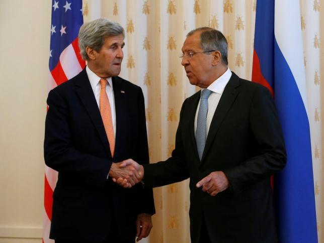 Thất thế tại Syria, Mỹ sốt sắng đề xuất hợp tác với Nga 1