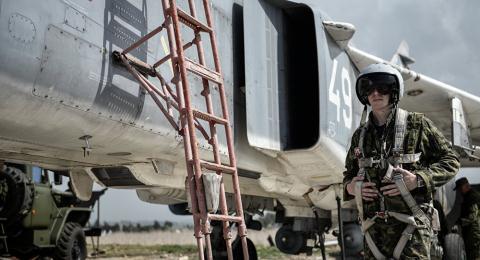 NATO bảo trợ Thổ bắn hạ máy bay Nga 1