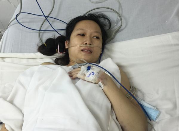 Những bà mẹ ung thư từ chối điều trị để sinh con gây xúc động 3