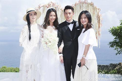 Bộ ba Hoàn Châu cách cách hội ngộ trong đám cưới Lâm Tâm Như 2