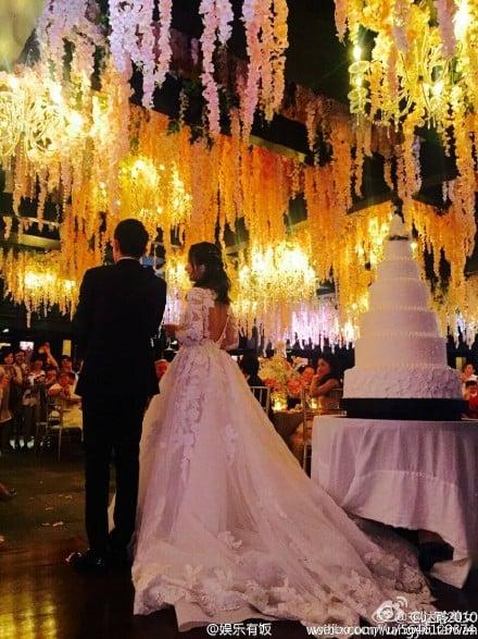 Bộ ba Hoàn Châu cách cách hội ngộ trong đám cưới Lâm Tâm Như 6