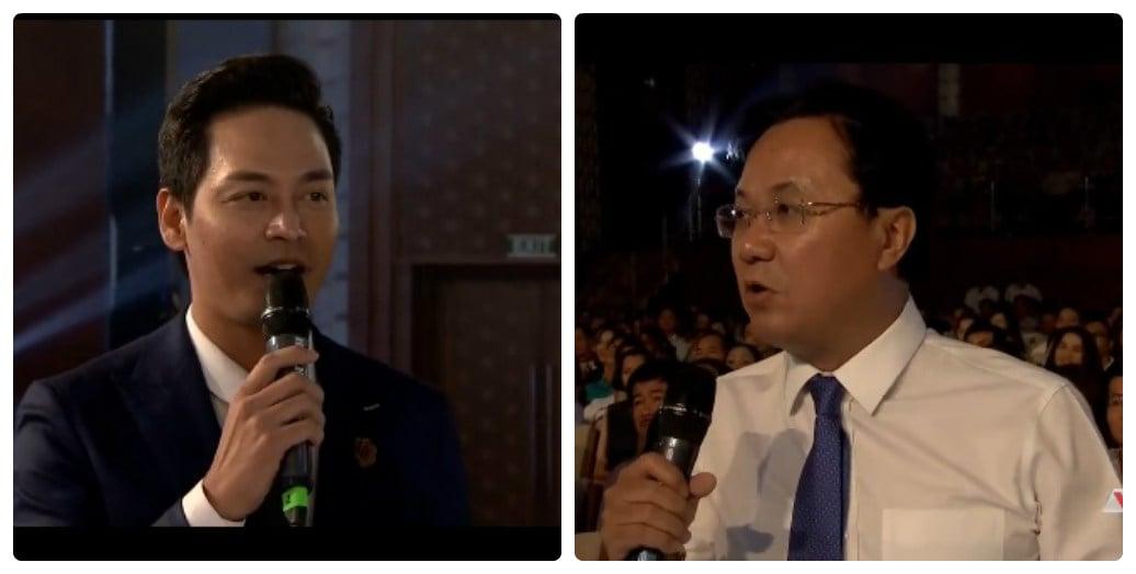 MC Phan Anh tiếp tục đối thoại với nhà báo Hồng Thanh Quang sau vụ