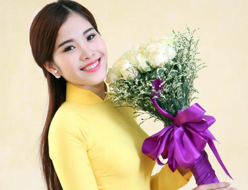 Nam Em đại diện Việt Nam thi Hoa hậu Trái đất 2016 1