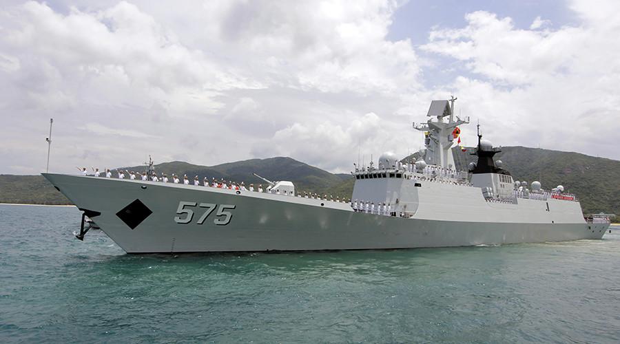 TQ rầm rộ tập trận tại Hoa Đông, chuẩn bị cho cuộc chiến trên biển 1