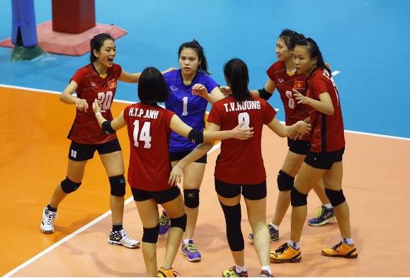 Sport for Kids - Thua Thái Lan, ĐT U19 nữ bóng chuyền Việt Nam giành hạng 4 giải châu Á