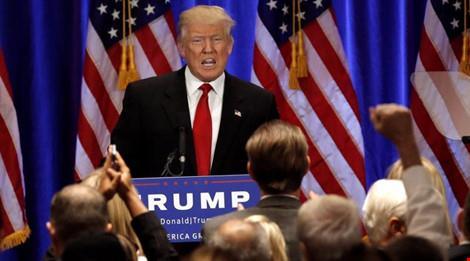 Tổng thống Pháp nói phát biểu của Trump 'gây buồn nôn' 1