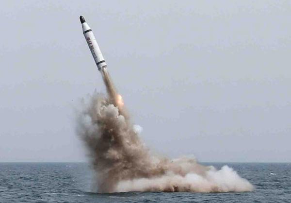 Triều Tiên tiếp tục phóng tên lửa về biển Nhật Bản 2