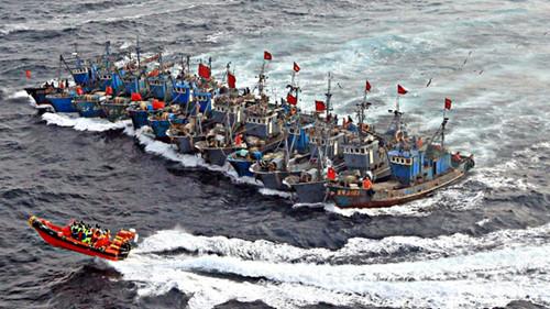Trung Quốc 'đe' bỏ tù ngư dân đánh bắt trên Biển Đông 2
