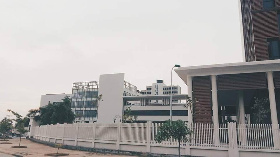 Cận cảnh ngôi trường THPT hiện đại nhất Việt Nam 11