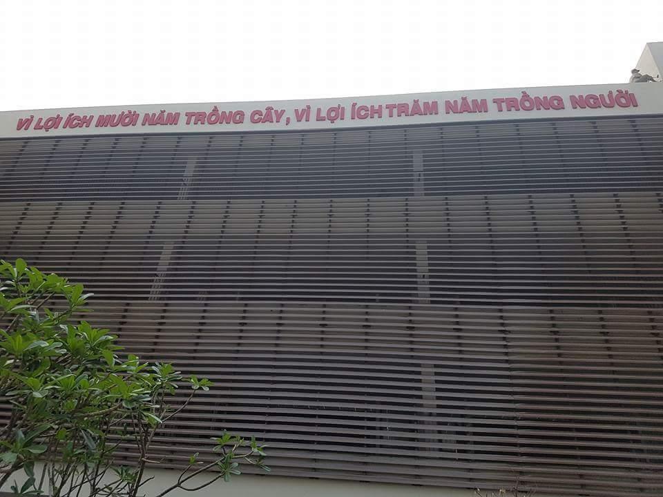 Cận cảnh ngôi trường THPT hiện đại nhất Việt Nam 4