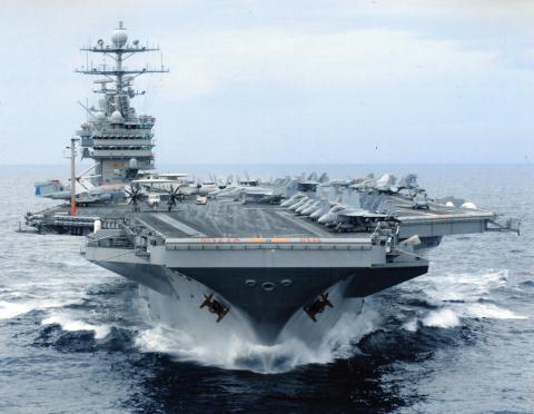 Hải quân Mỹ chuẩn bị thách thức Nga ở Biển Đen 1