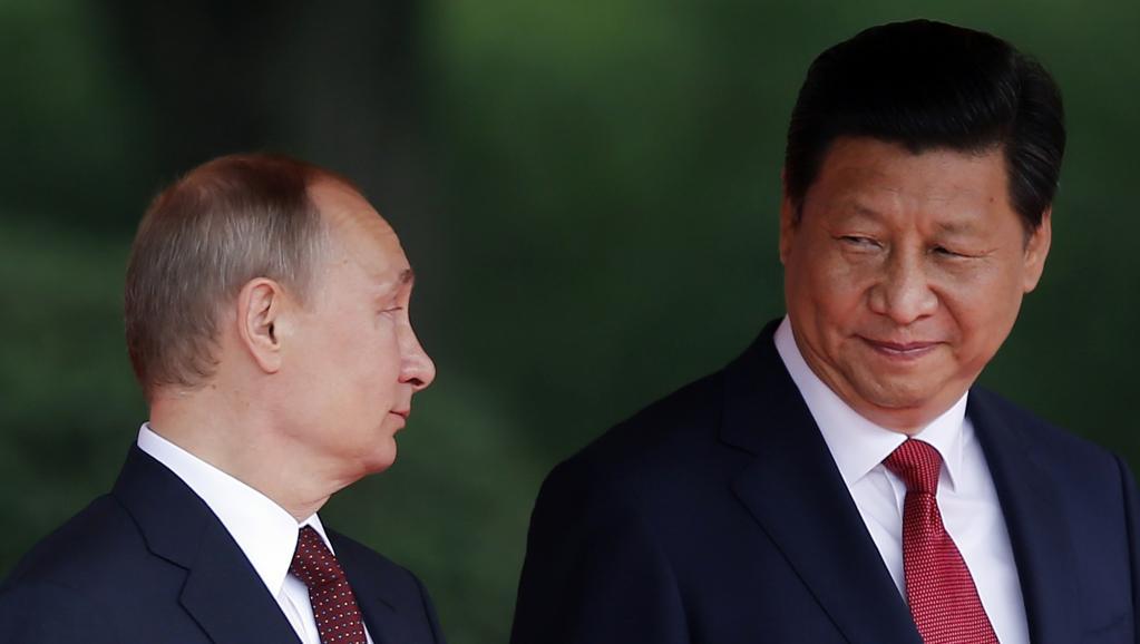 Trung Quốc: Putin là vị khách quan trọng nhất tại G20 5