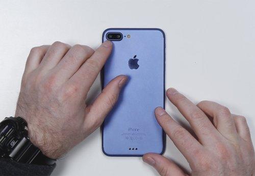 iPhone 7 Plus sẽ có thêm bản màu xanh 1