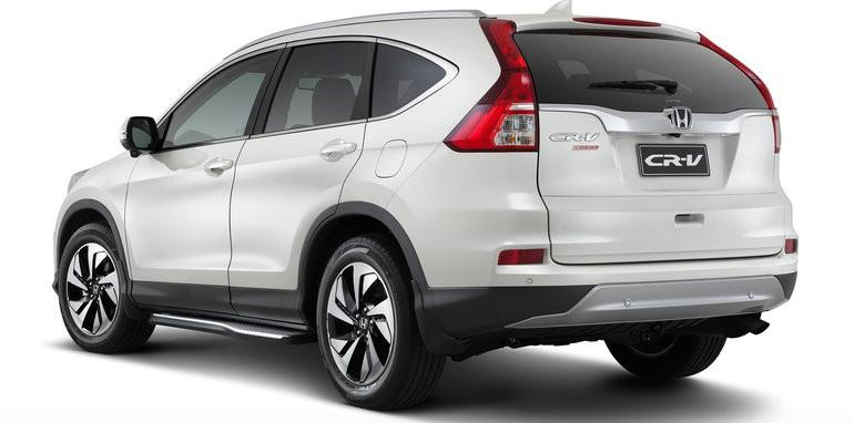 Hình ảnh Honda CR-V có thêm phiên bản Limited Edition số 2