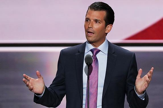 Soi độ giàu có của thiếu gia, tiểu thư nhà hai ứng cử viên Tổng thống Mỹ 1