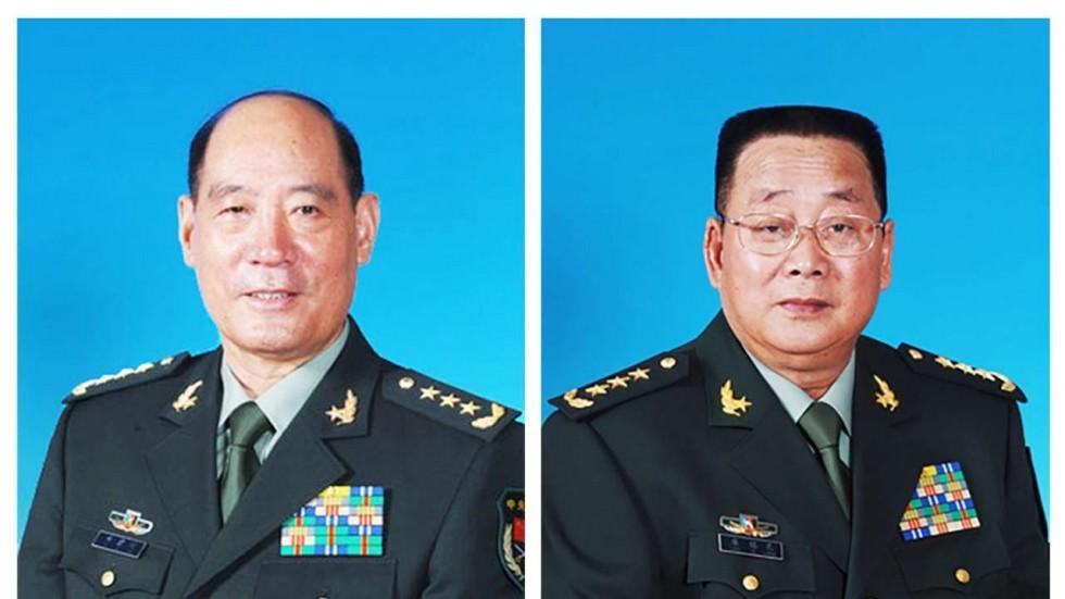 Hai 'hổ lớn' quân đội lọt lưới 'đả hổ diệt ruồi' 5