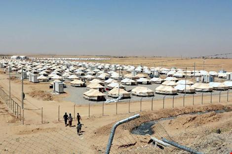 IS bắt 3.000 dân thường Iraq trong một ngày, đem ra làm lá chắn sống 1