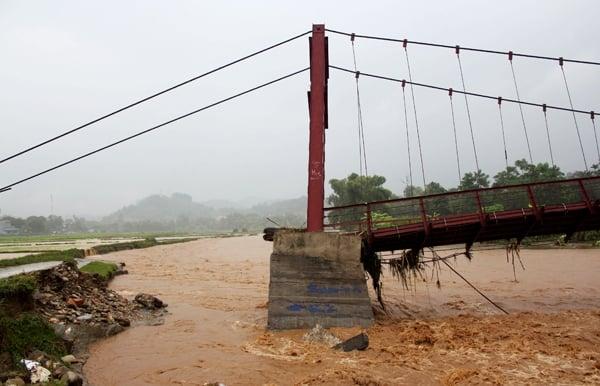 Tình hình mưa lũ ở Lào Cai: 13 người chết, thiệt hại trên 200 tỷ đồng 2