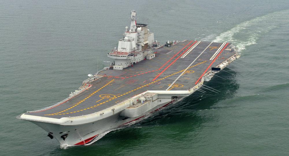 Những bí mật về tàu sân bay mới của Trung Quốc 1