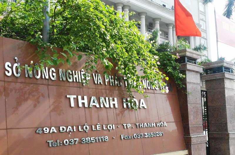 Sở NN&PTNT Thanh Hóa có tới 8 Phó Giám đốc: Chủ tịch tỉnh giải trình 1