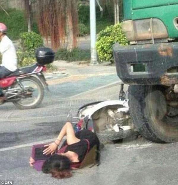 Những cô bé gặp nạn vẫn vượt khó theo đuổi đam mê 3