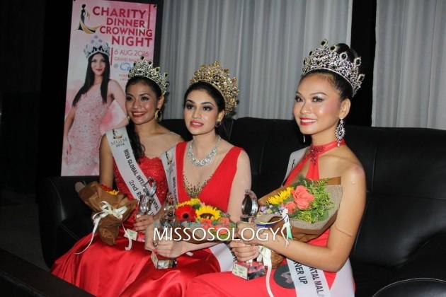 Nhan sắc của tân Hoa hậu Malaysia gây nhiều tranh cãi 6