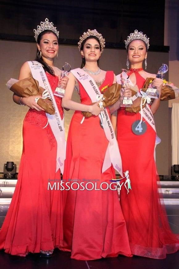 Nhan sắc của tân Hoa hậu Malaysia gây nhiều tranh cãi 1