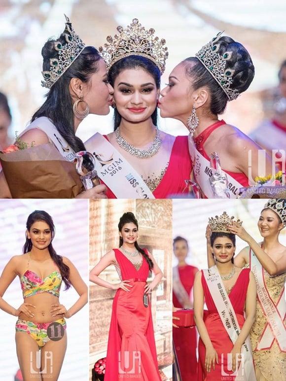 Nhan sắc của tân Hoa hậu Malaysia gây nhiều tranh cãi 2