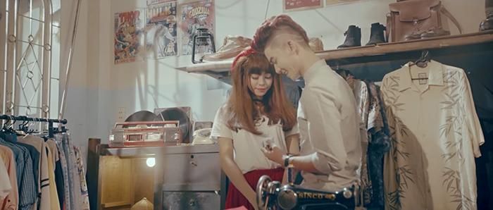 Chuyện tình bi thương của Song Thư qua MV 'Yêu anh yêu đến đau lòng' 1