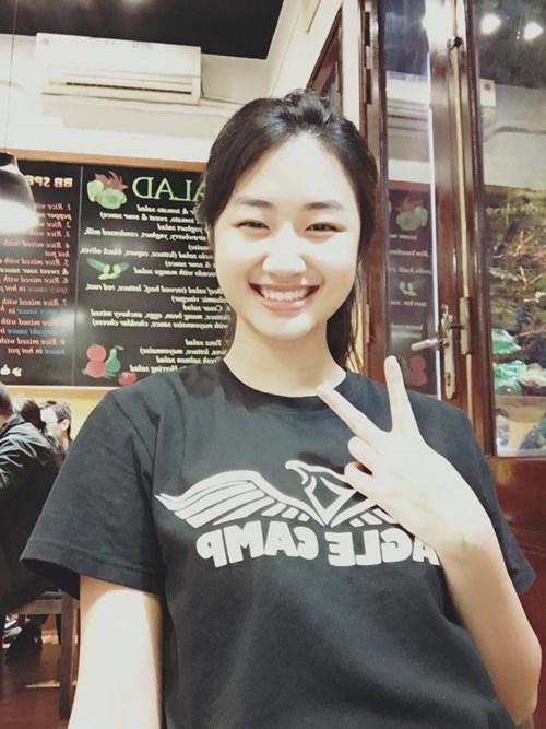 Nhan sắc đời thường của Tân Hoa hậu Bản sắc Việt toàn cầu 2016 12