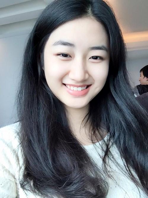 Nhan sắc đời thường của Tân Hoa hậu Bản sắc Việt toàn cầu 2016 13