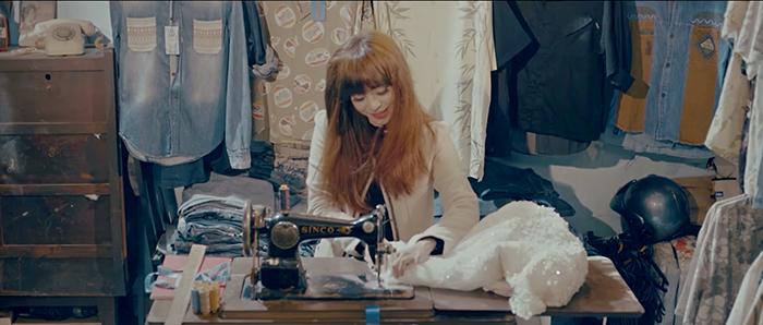 Chuyện tình bi thương của Song Thư qua MV 'Yêu anh yêu đến đau lòng' 2
