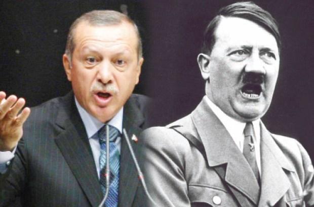 Erdogan và bóng ma Hitler hậu đảo chính 9