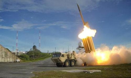 Hàn Quốc lên án Trung Quốc 'vô lý' khi phản đối việc triển khai THAAD 1