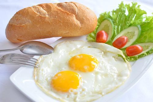 Lợi ích tuyệt vời của bữa sáng 3