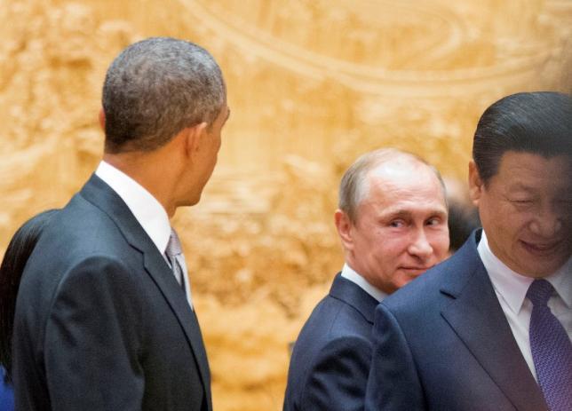 Người Mỹ sợ gì: Nga, Trung hay IS? 1