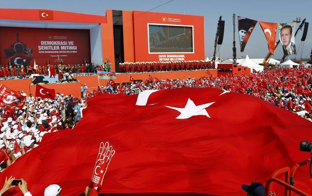 Erdogan và bóng ma Hitler hậu đảo chính 7