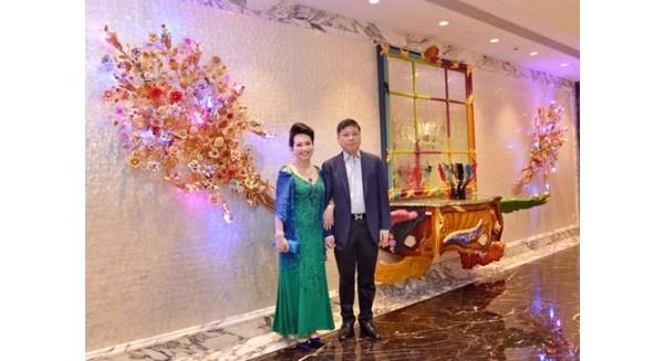 Độ giàu có của nữ đại gia Trương Mỹ Lan đầu tư siêu dự án 6 tỷ 3
