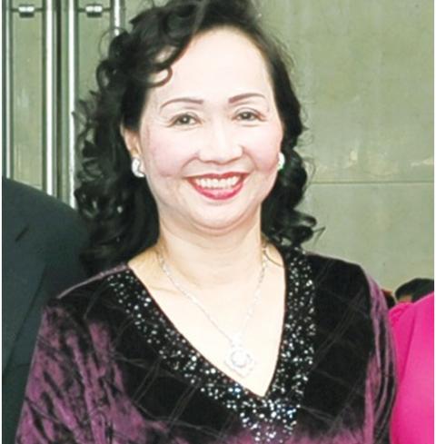 Độ giàu có của nữ đại gia Trương Mỹ Lan đầu tư siêu dự án 6 tỷ 1