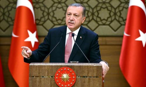 Erdogan gọi Putin là bạn, muốn tái thiết lập quan hệ với Nga 1