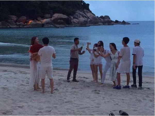 Vợ đại gia Chu Đăng Khoa lên tiếng chuyến đi nghỉ dưỡng của Hà Hồ bị rò rỉ 1