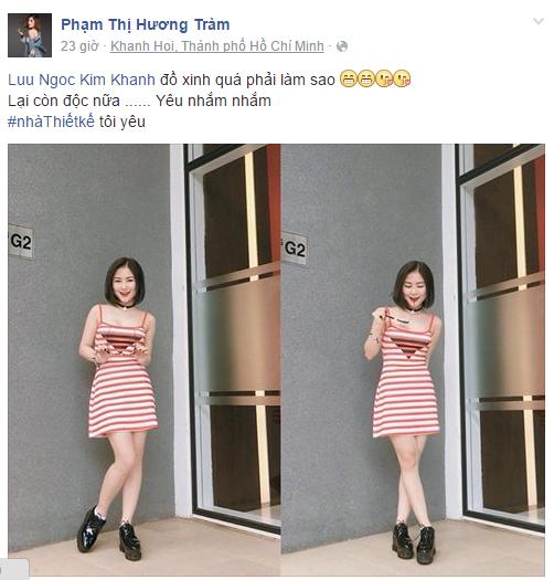 Facebook sao Việt: Lê Phương diện váy cưới trắng đầy ẩn ý 5